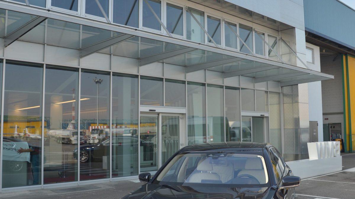 Milano Linate Prime BMW, svolta green