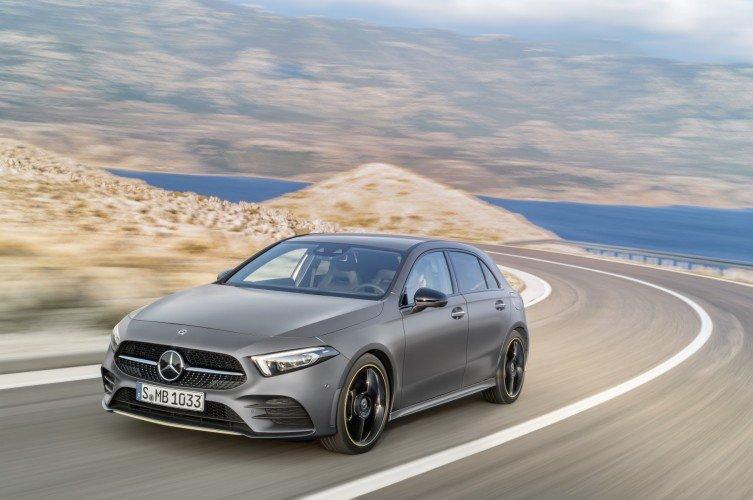 Anteprima mondiale nuova Mercedes Classe A