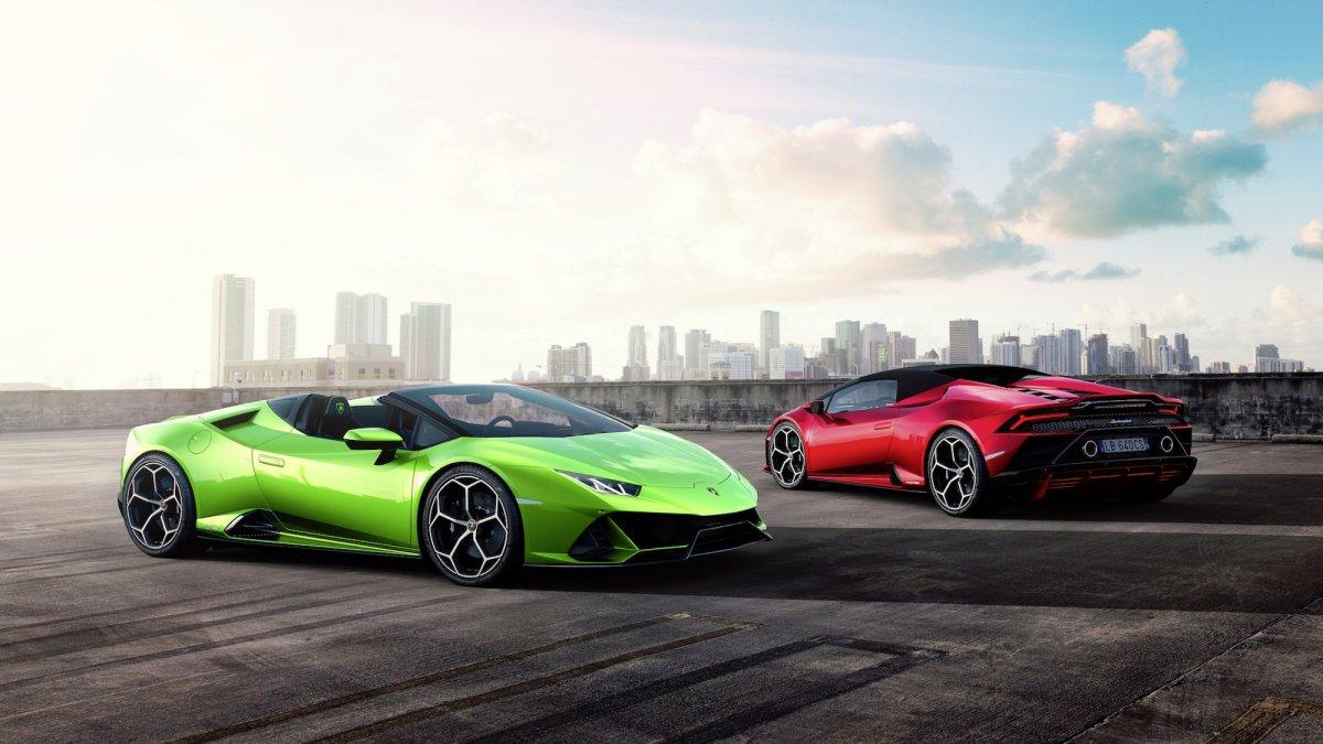 Lamborghini alla Milano Design Week 2019