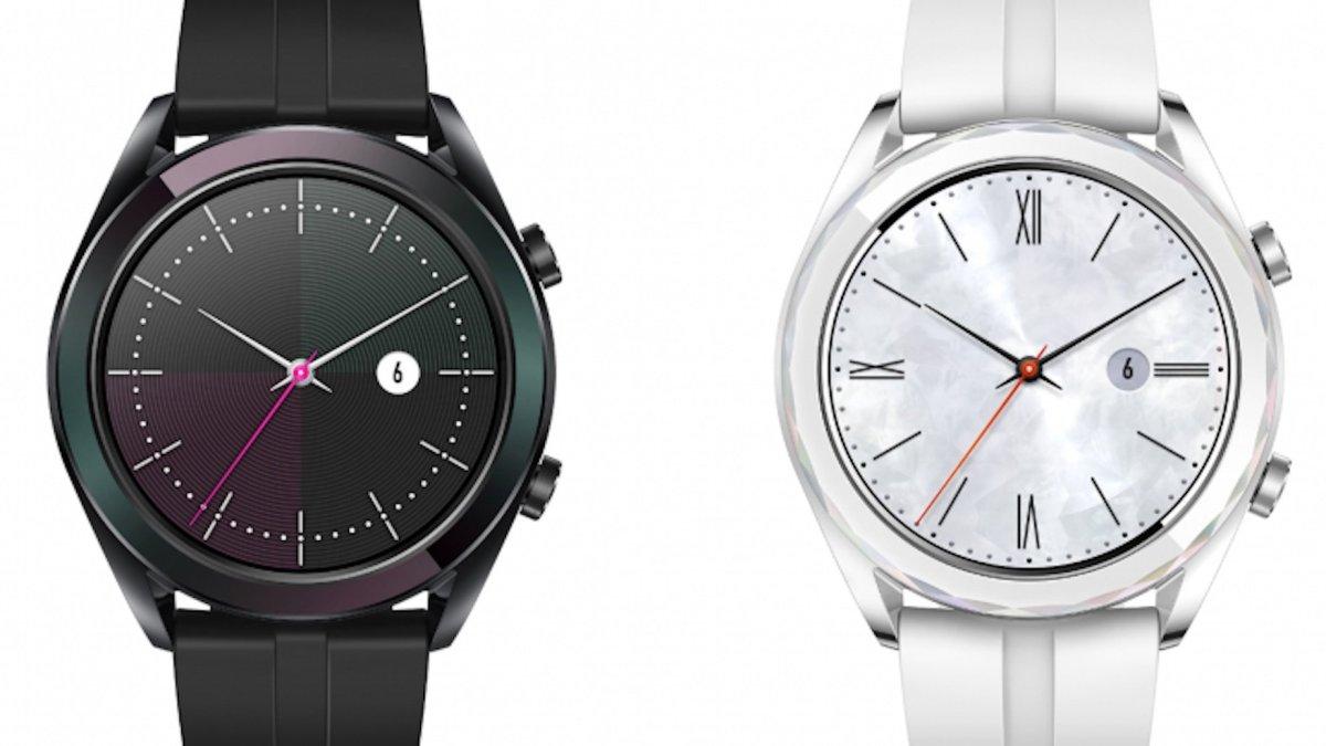 Huawei Watch GT Elegant edition arriva in Italia