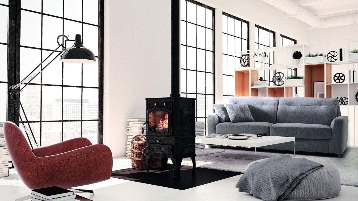 Oliver di Milano Bedding, divano letto di design