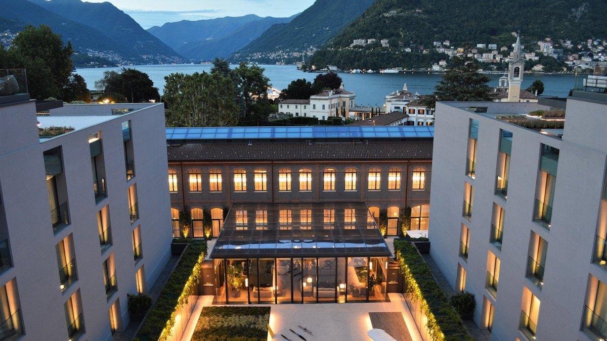 Hilton Lake Como, ospitalità su misura per esperienze memorabili