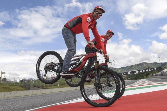 Ducati MIG-RR Dovizioso Petrucci