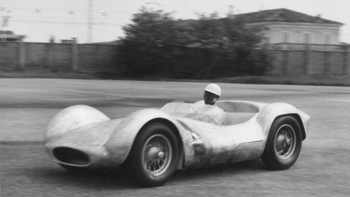 Maserati Tipo 60, anniversario per la Birdcage