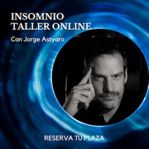 curso online taller de insomnio- Hipnosis Aplicada - Jorge Astyaro