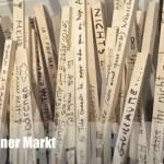 Video Wünsche Aktion mit SKAUZ auf dem St. Johanner Markt in Saarbrücken
