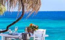 Mykonos Gourmet Restaurant Hippie Chic Hotel