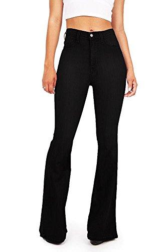 WAWAYA Womens Skinny Denim Jeans Pants Ripped Distressed Girls Summer Denim Big Overalls