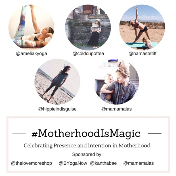 Motherhood Is Magic Graphic