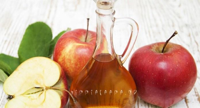 Φτιάξτε σπιτικό μηλόξυδο για να μειώσετε το ζάχαρο στο αίμα σας και να κάψετε λίπος!