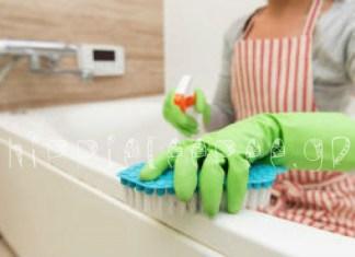 7 Έξυπνες συμβουλές για να καθαρίσετε το μπάνιο σας γρήγορα!