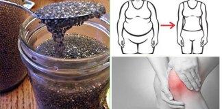 Μουλιάστε σπόρους chia για να ενεργοποιήσετε τον μεταβολισμό σας, να κάψετε λίπος και να καταπολεμήσετε τις φλεγμονές
