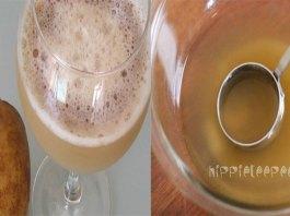 Χυμός Πατάτας - Ρόφημα με Εκπληκτικά Οφέλη για την Υγεία