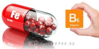 Οι Κρίσεις Πανικού και οι Διαταραχές Άγχους σχετίζονται με την ανεπάρκεια σιδήρου και βιταμίνης Β6