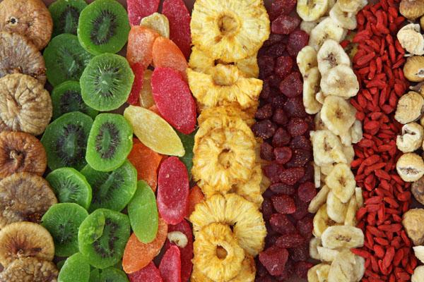 7 αποξηραμένα φρούτα που θεραπέυουν