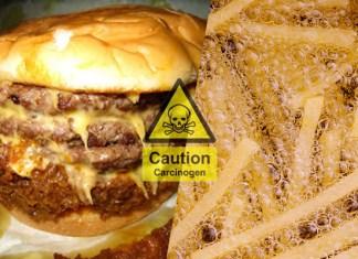 Ο Καρκίνος Προκαλείται Κυρίως από τις Όξινες Τροφές