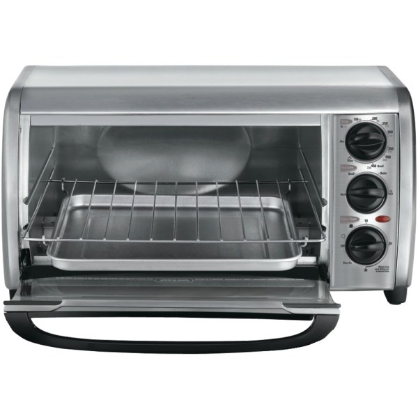 Black & Decker To1491s-2 4-slice Stainless Steel Toaster