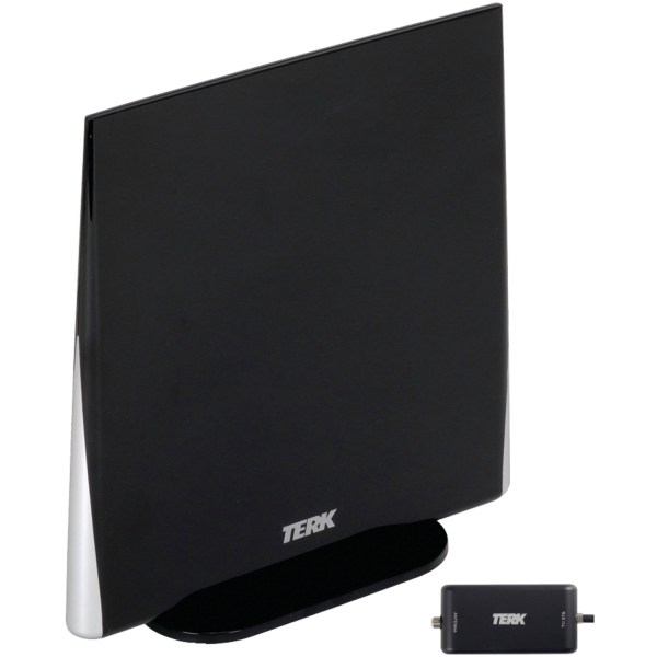 Terk Fdtv2a Flat Omnidirectional Amplified Hdtv Antenna
