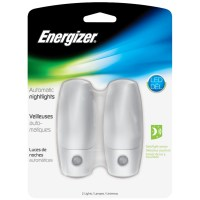 ENERGIZER ENLPLAU2 | Traditional Automatic Night Light (2 pk)