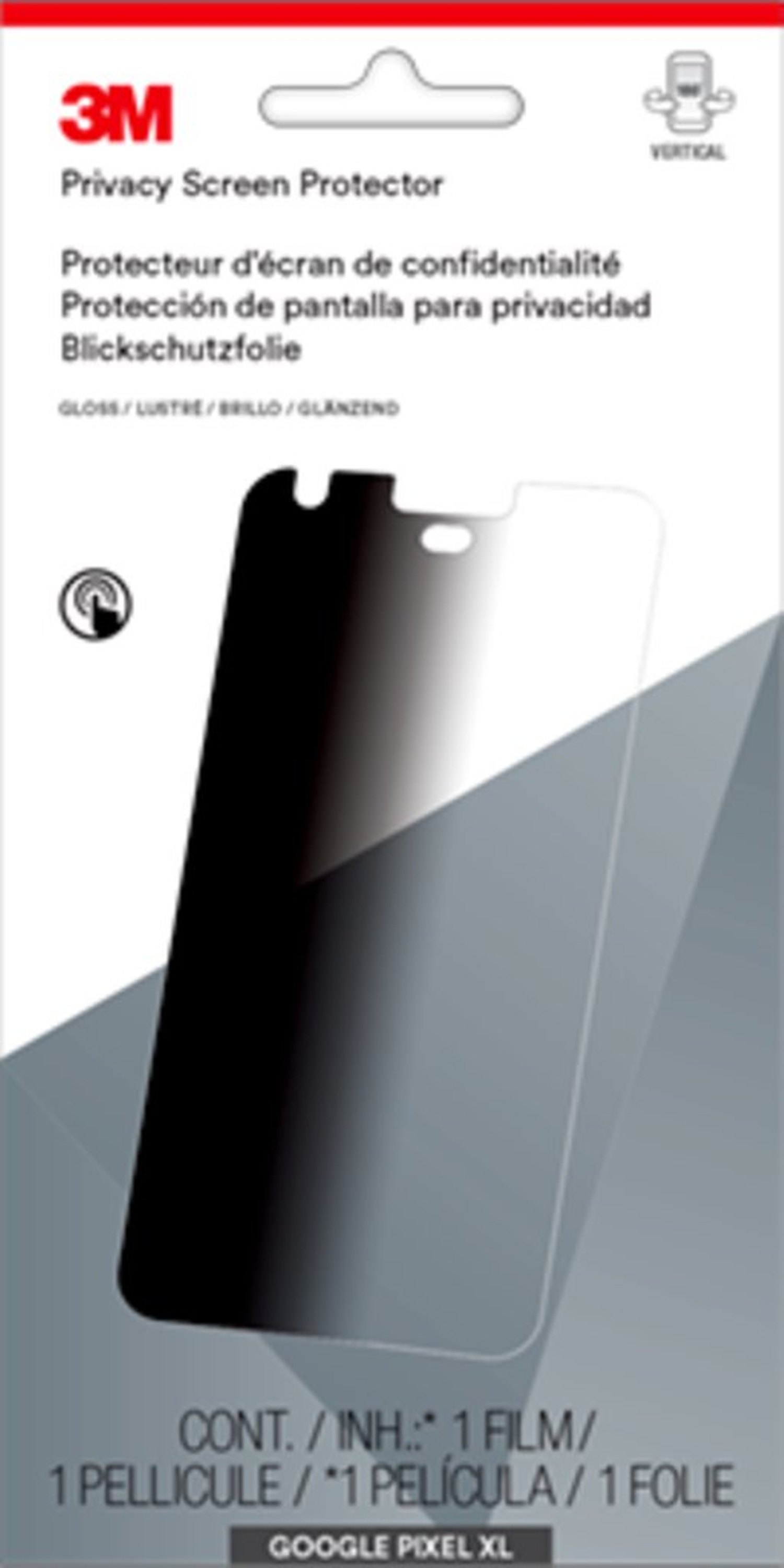 3M - OPTICAL SYSTEMS DIVISION MPPGG004   PRIVACY SCREEN PROTECTOR FOR