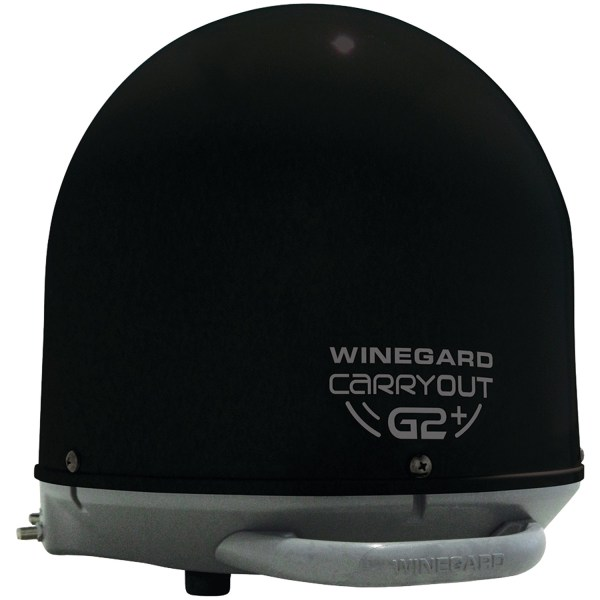 Winegard Gm-6035 Carryout G2 Automatic Portable Satellite Tv Antenna With Power Inserter