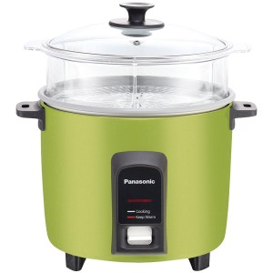 PANASONIC SRY22FGJG | 12Cup Automatic Rice Cooker (Green)
