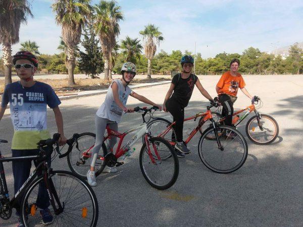 Τμήμα Ποδηλασίας