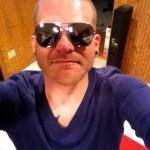 william-henderson wearing sunglasses