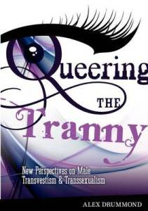 cover of queering the tranny
