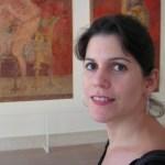 Nora Maynard in art museum