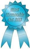 most memorable ribbon october 2012