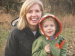 hayley lemay and her son