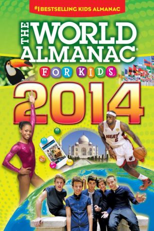 The-World-Almanac-for-Kids-2014 cover