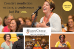 hippocamp postcard - collage with images from 2016 event