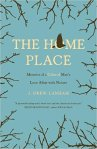 cover of the home place - branchers all around cover with bird coming out of O in home