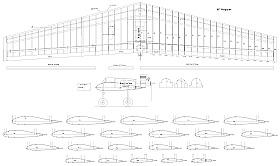 Flying Wing Glider Plans Eager96nre