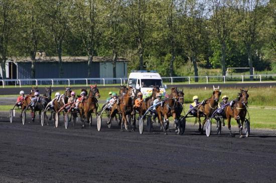 7eme course - Hippodrome Chatillon sur Chalaronne