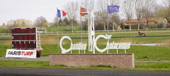 Hippodrome Chatillon sur Chalaronne - course 25/03/2019 - Photo 4