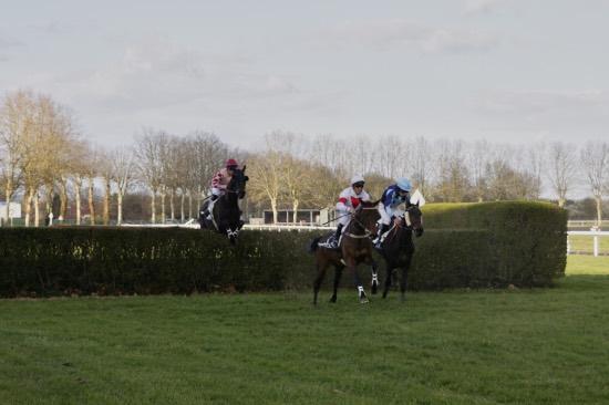 Hippodrome Chatillon sur Chalaronne - course 25/03/2019 - Photo 49
