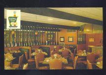 Hattiesburg Mississippi Holiday Inn Motel Interior Vintage