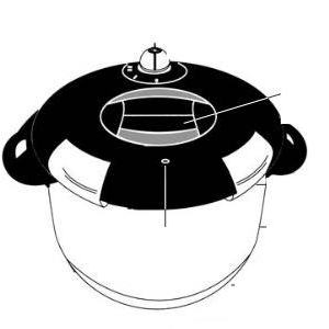 Stellar High Speed Cooking System Pressure Cooker Manual