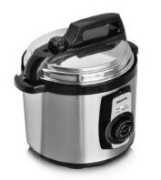 Philips Turn Dial Electric Pressure Cooker Manual