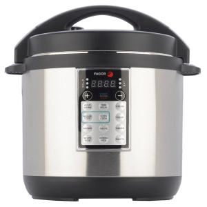 Fagor LUX Electric Pressure Cooker Manual, Error Codes & Info