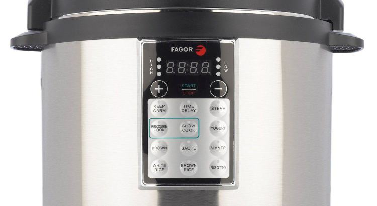 Fagor Lux Electric Pressure Cooker Manual Error Codes Info Hip