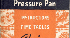 kambrook pressure cooker instructions