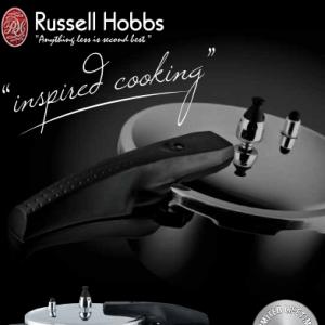 Russell Hobbs Pressure Cooker Recipe Booklet