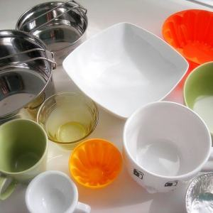 Pressure Cooker Accessory: Heat-Proof Containers