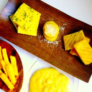 Polenta Five Ways – Pressure Cooker Recipe & Technique with Variations