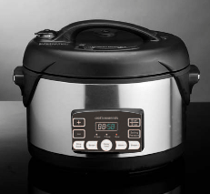 Cook's Essentials Oval Electric Pressure Cooker Manual