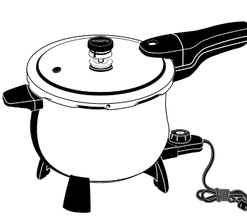 Presto Electric Pressure Cooker Manual • hip pressure cooking
